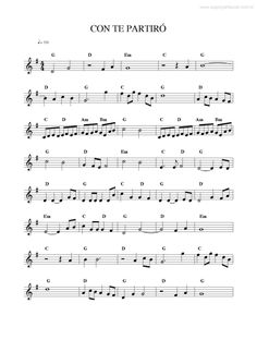 Andrea Bocelli Our Father Lyrics Piano Sheet Music Classical, Violin Sheet Music, Music Tabs, Music Notes, Our Father Lyrics, Violin Online, Old Music, Easy Piano, Music Theory