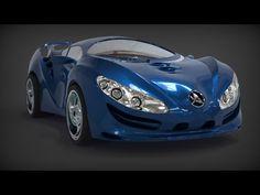 ZBrush 4r7 Zmodeler 3d modeling Car - YouTube