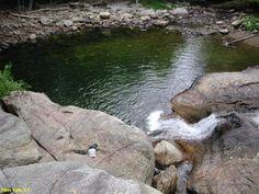 10.  Pike Falls, Jamaica