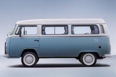 VW Kombi Last Edition profile