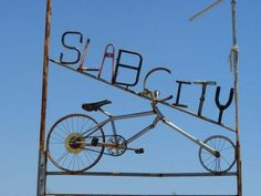 Slab City, CA - Off the Grid is listed (or ranked) 5 on the list The Weirdest Small Towns in the United States