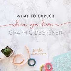 Guest Post by Catryn Painter, Sweet Horizon Studio  // What to Expect When You Hire a Graphic Designer // Questions to Ask a Designer // Logo Design // Web Design // Blog Design // What is a Brand Board // What is a Mood Board