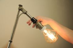 Vintage Curt Fischer Midgard scissor wall lamp - mid century wall lamp - rare iconic German design - Bauhaus - industrial light - art deco by RoughHandsTheHague on Etsy