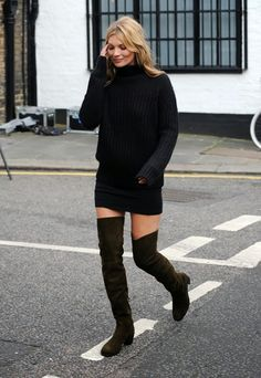 Passion For Luxury : Thigh High Boots Seduction Luxe