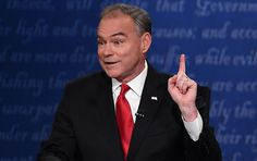 Tim Kaine: Hillary Clinton's a Good Methodist and I'm a Good Catholic Even Though We Support Abortion