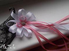 MaZulu / svadobné pierko so štrasíkom