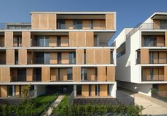 OBR Open Building Research Milanofiori Residential Complex - Immeubles
