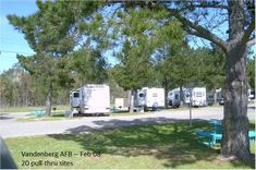 US Military Campground