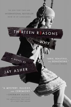 Thirteen Reasons Why by Jay Asher  It's a very powerful book....very emotional, but I think it's somewhat insightful.