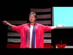 CJ - Why my blonde son thought he was Chinese: the fusion family | CJ Meadows | TEDxACSindependent - YouTube