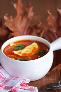 Soup Recipes, Diet Recipes, Polish Recipes, Special Recipes, Bon Appetit, Slow Cooker, Curry, Food And Drink, Recipes