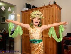 childs medusa costume - Medusa Halloween Costume Kids