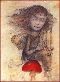 WAYNE ANDERSON Wayne Anderson, Baumgarten, Faeries, Pagan, Amazing Art, Surrealism, Childrens Books, Illustration Art, Character Design