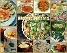 Best Vegetable Recipes of 2013 from A Veggie Venture