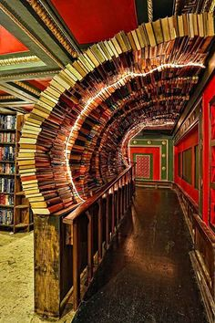 Book Portals, The Last Bookstore, Los Angeles