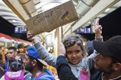Germany shows heartbursting kindness with a plan to accept 800,000 Syrian refugees