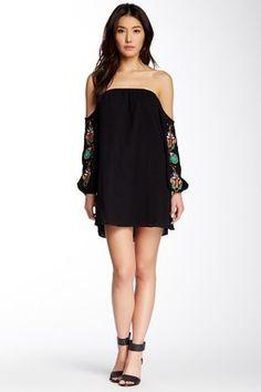 Lucia Off-the-Shoulder Dress