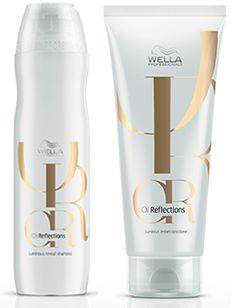 Wella Oil Reflections Luminous - Zestaw Szampon i Odżywka http://pieknewlosyonline.pl/pl/c/Wygladzanie/72/1/full