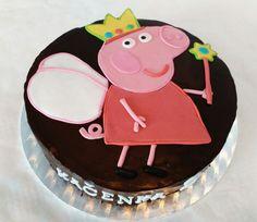 Dort Pepina Birthday Cake, Desserts, Food, Birthday Cakes, Meal, Deserts, Essen, Hoods, Dessert