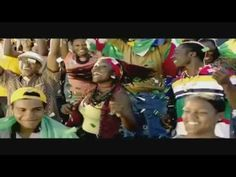 NO ONE can market better than this company does Official video FIFA World Cup 2010 anthem K'naan & David Bisbal-Waving Flag