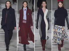 Victoria Beckham Fall/ Winter 2017-2018 RTW – NYFW