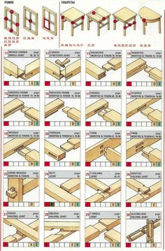 piezas de madera diy