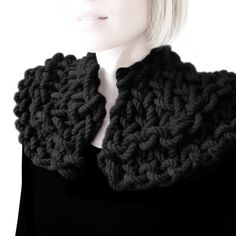 Helena Westerlind, who graduated from theArchitectural Association this year, will launch her collection of hand-knotted rope neck pieces: www.knotted.me(website launches on 30 November).