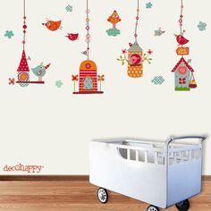 www.decohappy.com  vinilos infantiles