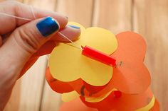How to Make a Paper Lei: 5 Steps - wikiHow
