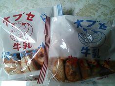 マルイチ産商@長野・長野市  『オブセ牛乳 焼きブレッド』 『オブセ牛乳 焼きドーナッツ』  オブセ牛乳は中温殺菌で他の牛乳よりも心持ち美味しいと教わり購入したことがある。長野県小布施の牛乳。そのオブセ牛乳を使った焼き菓子。これなかなか美味い!止められなくなります。ヤバイです! 購入は新宿にて。  2014.09.06