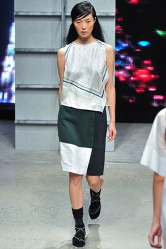 SPRING 2014 READY-TO-WEAR Band Of Outsiders