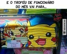 Kkkkkkkkkkkk! Verdade! Top Memes, Best Memes, Funny Memes, Jokes, Internet Memes, Otaku Anime, Creepypasta, Have Fun, Pokemon