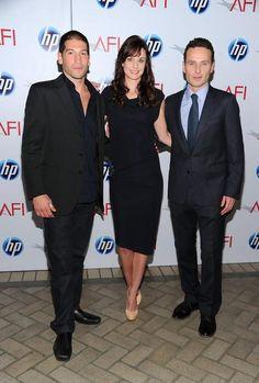 Jon Bernthal, Sarah Wayne Callies, & Andrew Lincoln