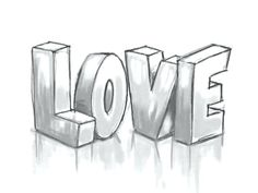 Easy drawings love drawn idea romantic love cute sketches easy love pictures to draw step by Simple Skull Drawing, Easy Drawings Sketches, Cute Sketches, Easy Drawings For Kids, Cute Drawings, Pencil Drawings, Simple Drawings, Graffiti Art, Love Graffiti