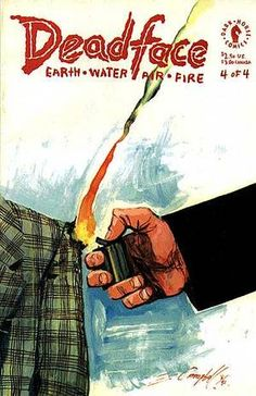 Deadface: Earth, Water, Air, and Fire #4 (of 4) :: Profile :: Dark Horse Comics