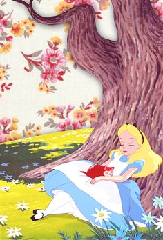DisneyThis. DisneyThat. - iPhone Backgrounds → Alice in Wonderland by...