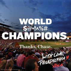 13 years. 5 All-Star games. 1 World Series trophy. Thanks for all of it, Chase. Visit Philadelphia, Philadelphia Sports, Basketball T Shirt Designs, Basketball Schedule, Brotherly Love, World Series, Love Letters, Make Me Smile, Funny Cats