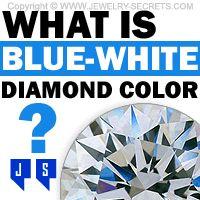 ►► WHAT ARE BLUE-WHITE DIAMONDS? ►► Jewelry Secrets