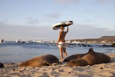 Atleta indica 6 lugares incríveis para praticar stand up paddle