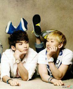 Ryeowook & Eunhyuk