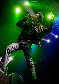 Chris Cornell: August 18, 2007 - Paul Bergen/Redferns