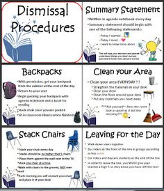24-7 Teacher: Classroom Procedures - Know What They are Before you Start the Year