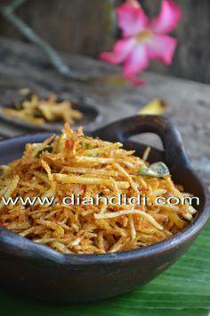Diah Didi's Kitchen: Kering Kentang Mustafa
