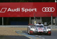 AUDI - 2015 24 Hours of Le Mans