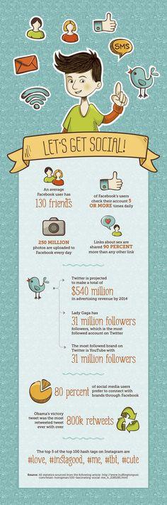 Lets Get Social!