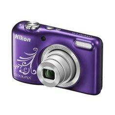 NIKON L31 - DTC 16 mégapixels - Zoom optique NIKKOR 5x - Appareil photo numérique compact - Capteur DTC 16 Mpixels - Ecran LCD 6,7cm environ 230 000 pixels ...