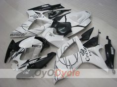 Injection Fairing kit for 06-07 GSX R600 | OYO87901441 | RP: US $719.99, SP: US $569.99