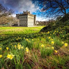 Taymouth Castle, Scottish Highlands, Scotland.