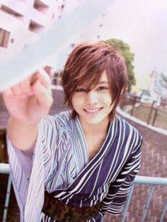 Japanese boy /yamada ryosuke/