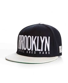 Cayler & Sons Brooklyn City strapback 6 panel cap